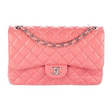 chanel pink purse 1