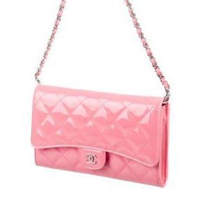 chanel pink purse 2