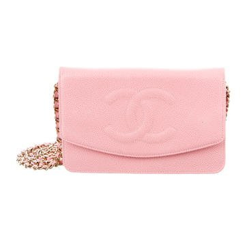 chanel wallet chain