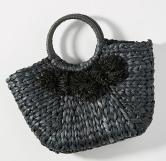 black straw bag 4
